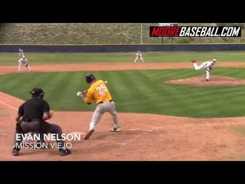 Evan Nelson, Mission Viejo High School
