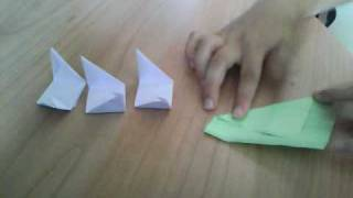 How Make A Paper Origami  Magic Rose