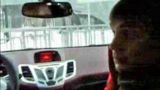 Тест-драйв: Ford Fiesta [СиДр] ч.2