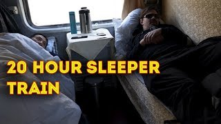 What Is Life Like on a 20 Hour Sleeper Train | Won's World Vol. 3