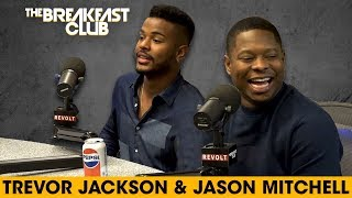 Trevor Jackson & Jason Mitchell On 'Superfly', Monogamy, 'The Chi' + More