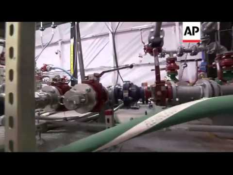On board a US ship being readied to destroy Syrian chemical weapons