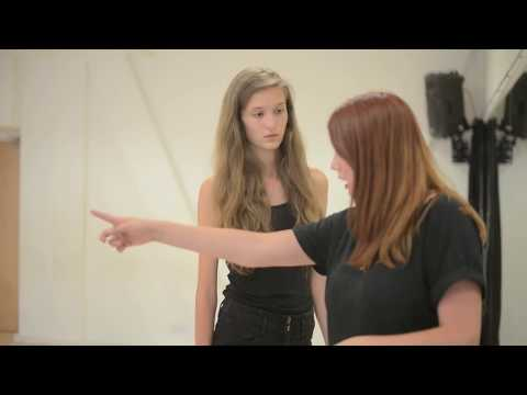 ELITE LONDON - catwalk training for the #elitemodellook models