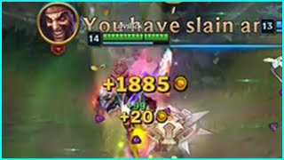 Making Money in League of Legends is Way too Easy As Draven - Best of LoL Streams #323