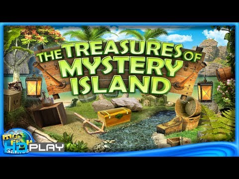 Treasures of Mystery Island - iPhone/iPad HD Gameplay