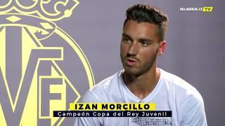 Entrevista Izan Morcillo (Juvenil A) - 1 Julio