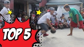 Lil Flash  - Top 5 Streetball Moves of the Week