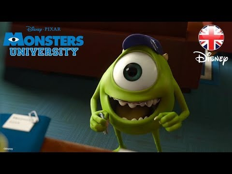 Monsters University - New UK Trailer - Disney Pixar Official HD