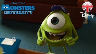 MONSTERS UNIVERSITY | UK Trailer | Official Disney UK