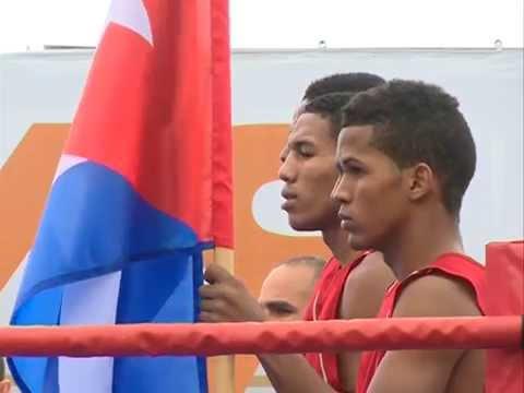 матчевая встреча куба россия по боксу