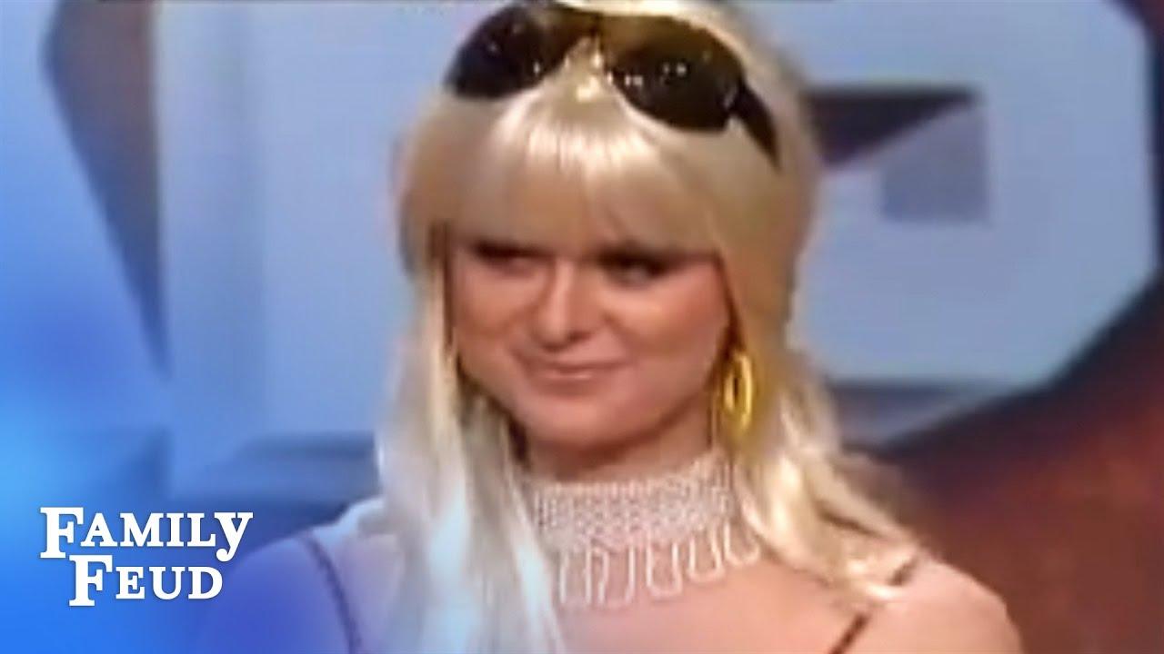 Paris Hilton  Family Feud Paris Hilton
