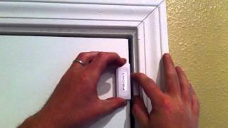 Age Right Solutions Door Sensor Installation