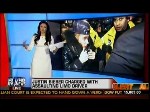 Justin Bieber Charged With Assaulting Limo Driver - America's Newsroom