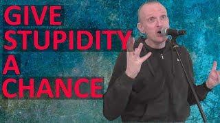 Baixar Pet Shop Boys - Give Stupidity a Chance   COVER