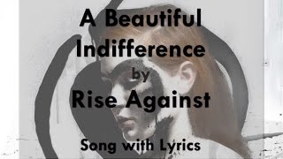 Watch Rise Against A Beautiful Indifference video