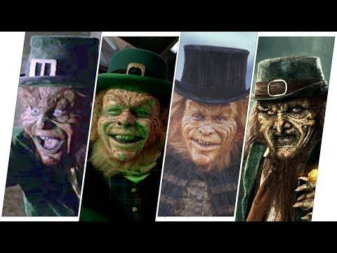 Leprechaun Evolution in Movies.