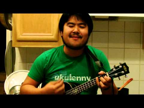 Kolohe Kai - Ehu Girl (ukulele Cover + Chords In Description) video
