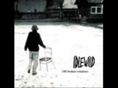 Idlewild - I Dont Have The Map
