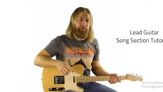 Download Lagu Lonesome, On'ry and Mean Guitar Lesson and Tutorial - Waylon Jennings Gratis STAFABAND