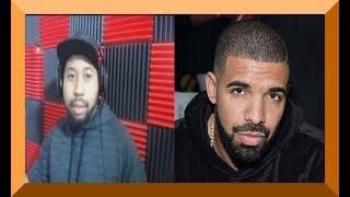 Dj akademiks talked to Drake & Reveals secret info on Kanye and Pusha T