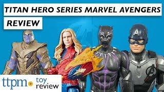Marvel Avengers Titan Hero Series from Hasbro