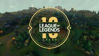 Riot Pls: 10th Anniversary Edition - League of Legends