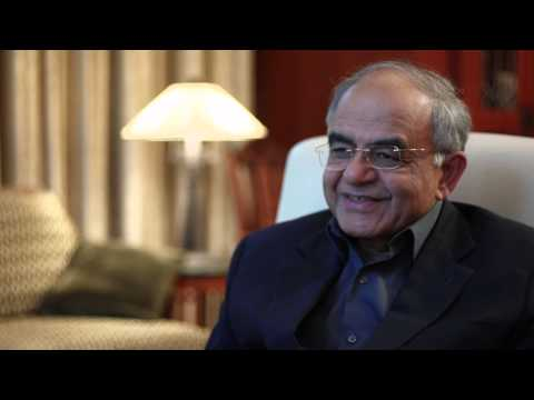 Gurcharan Das on India's economy and possibilities for future growth