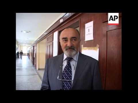 Kosovo Serbs vote, comment on elections, Pristina reax