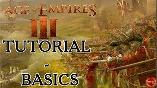 Age of Empires 3 TUTORIAL // Tipps für Anfänger [Deutsch/HD]