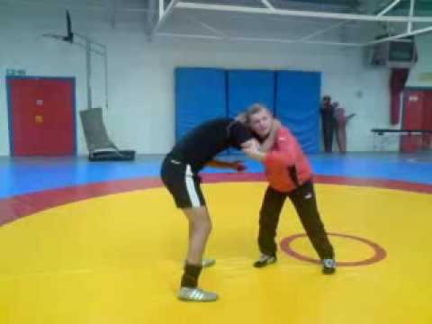 wrestling techniques Image 1