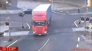 Аварии грузовиков. Дтп с участием грузовых машин. Часть 3