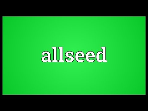 Header of allseed
