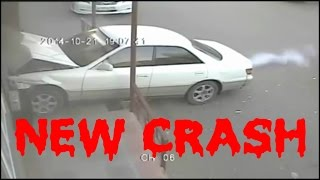 Car Crash Compilation 2014 #132