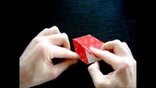 How To Make A 3d Origami Christmas Star