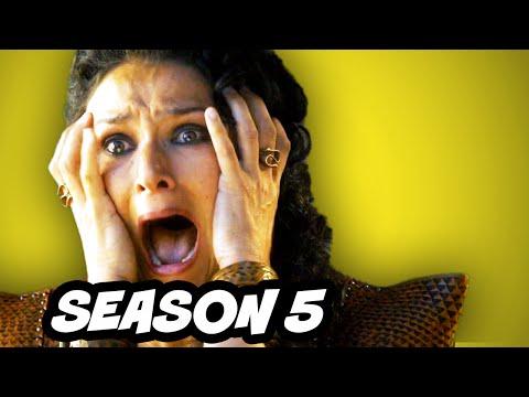 Game Of Thrones Season 5 - WTF Death Predictions