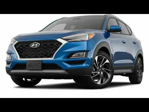 2019 Hyundai Tucson Video