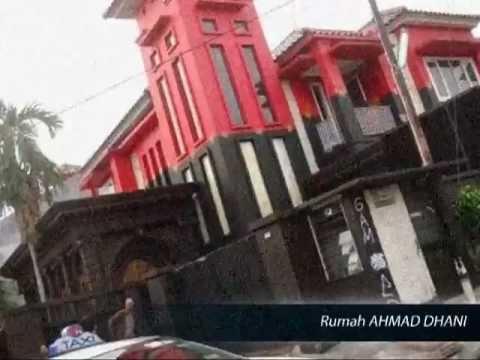 10 rumah mewah artis indonesia / luar negeri paling bagus [ kusen pintu-jendela-kayu-minimalis ]