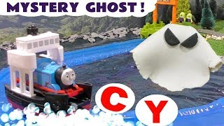 Thomas The Tank Engine fun Mystery Ghost - Learn letters with the funny Funlings TT4U