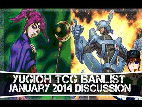 Yugioh TCG Banlist January 2014 Discussion Top Decks Next Format