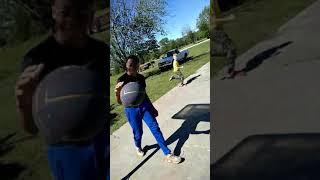 First basketball player versus basketball player