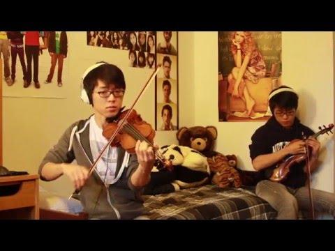 Someone Like You - Adele - Jun Sung Ahn Violin Cover