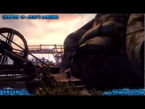 God of War Ascension - All Phoenix Feather Locations (Light as a Feather Trophy Guide)