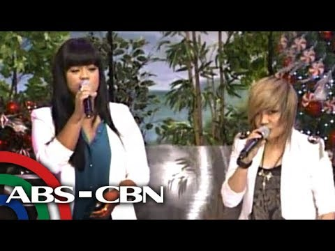 0 - Watch News Charice, Cheesa perform 'I'm Not Perfect' - Philippine Daily News