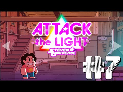 Cartoon Network Games   Steven Universe   Attack The Light #7