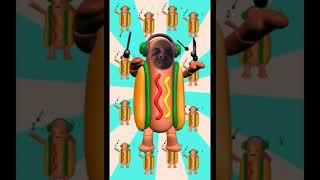Hot dog hot dog hot dog diggity dog