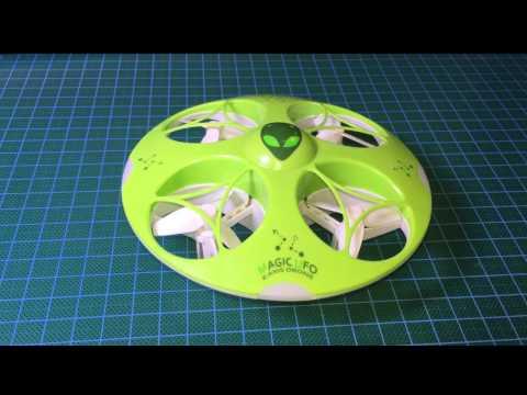 Детский Квадрокоптер-НЛО – HAPPYCOW 777 - 376 Mini UFO