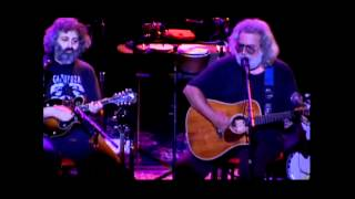 Jerry Garcia - I'm Troubled