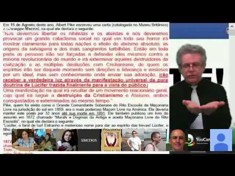 BRASIL DO NORTE x BRASIL DO SUL - Parte 3 - Dr Pedroza - 301014