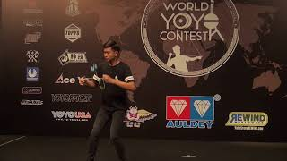 2018World Final 1A 12 Garbkamol Limangkul