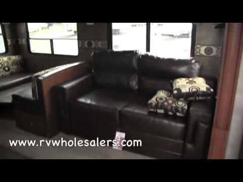 2013 Sandpiper 365SAQ Fifth Wheel Camper at RVWholesalers.com 027664 - Saddle